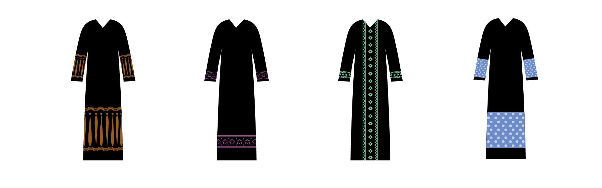 Full Abayas